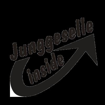 Junggeselle Inside, Sonstige, X - XXL Motive, Männer & Frauen, JUNGGESELLEN