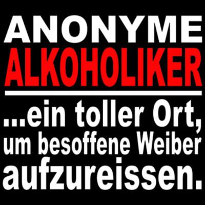 Anonyme Alkoholiker, Sonstige, Sprüche, Männer, Trinken, MOTIVE P - Z