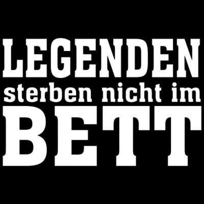 Legenden, Sprüche