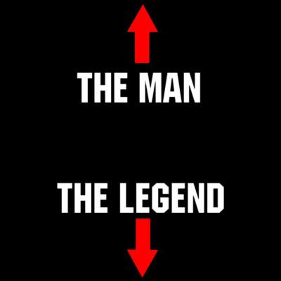 Man Legend, Sprüche, Männer