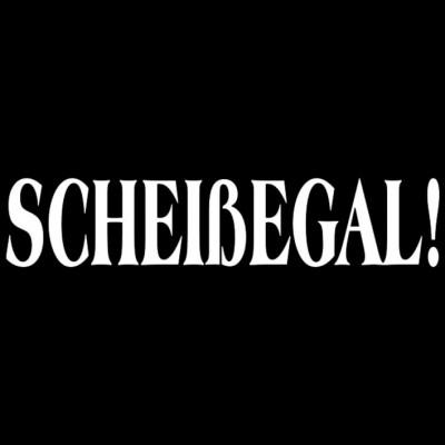 GR 1425-1 Scheissegal Hinten, Sale 20%, Sprüche