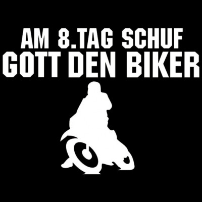 GR 1472_1 Gott Bike Flock, Sprüche