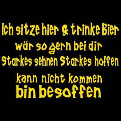 GR 1555 Besoffen, Trinken, FUN Shirt, Sprüche, Sprüche, Trinken, X - XXL Motive