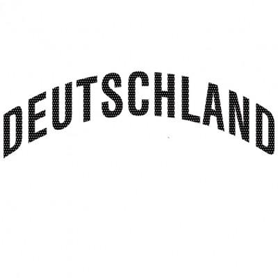 GR 1721 D Wappen, Deutschland, Germay, Schriftzug, MOTIVE P - Z, W - Wappen