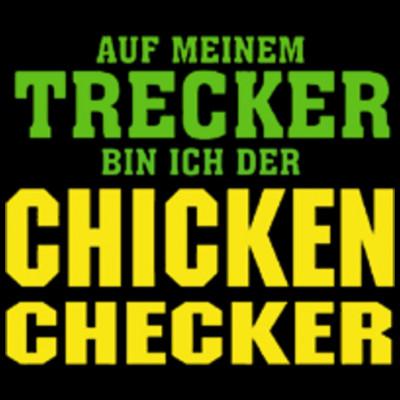 Trecker Checker, Fahrzeug, Bauernhof, Sprüche, Männer, Sex, Lustig & Fun, Liebe & Sex, LANDWIRTE / SPRÜCHE