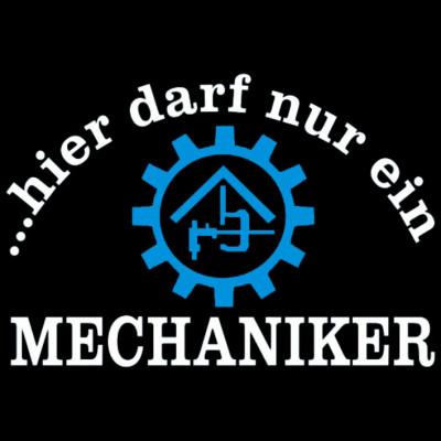 Mechaniker-Navyblau-Sprüche Arbeit, cooles Motiv, Sprüche, Arbeit