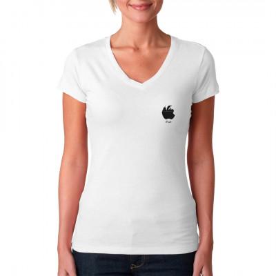 iFruit Logo verarsche Obstkorb Lecker, Lecker, Lecker, dieses Motiv könnte bekannt sein von einer großen Firma aus Kalifornien. Ähnlich aber jedoch viel schöner wie das verarsche Logo aus dem aktuellen Spielehit GTA V. Trage dein Shirt als Android Fan