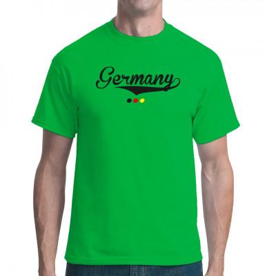Kein Geld für ein original Trikot, aber trotzdem Lust die deutsche Nationalmannschaft zu unterstützen? Dann haben wir hier das ideale Shirt.