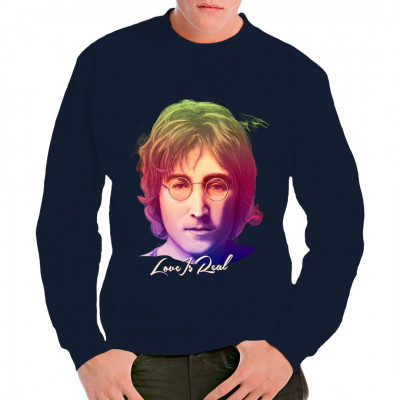 Lennon - Shirt in kräftigen Farben, ideal als Geschenk
