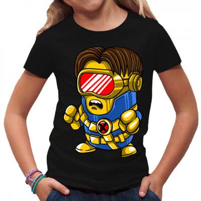 Wenn Blicke töten könnten... Witziges Comic Crossover Motiv für dein Shirt