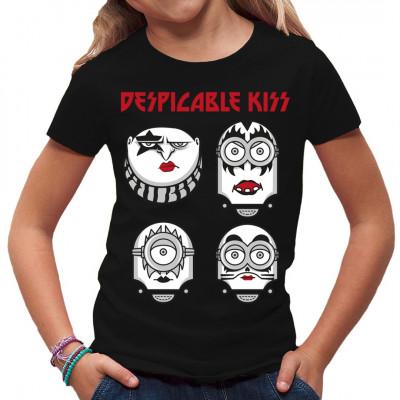 Glamrock Comic Parodie T-Shirt