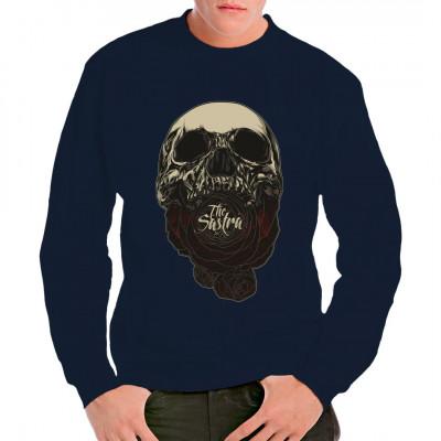 Dieser Schädel will nur dein Bestes - deine Seele  Gruseliges Totenkopf - Motiv für dein Shirt, erhältlich in vielen Größen und Farben