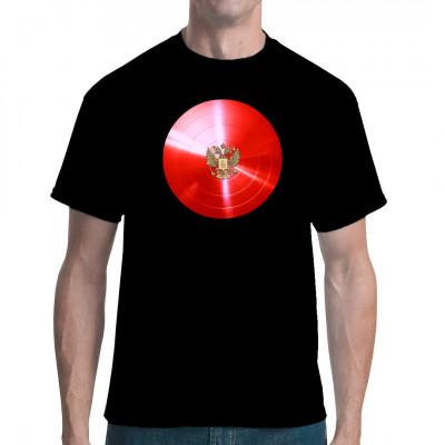 Captain Russia - der Held so stark wie ein Bär. Bewaffnet mit einem unzerstörbaren roten Schild aus Stalinium verbreitet er den Kommunismus in der Welt.