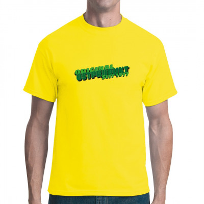 Original Ostprodukt - Ostalgie T-Shirt Motiv