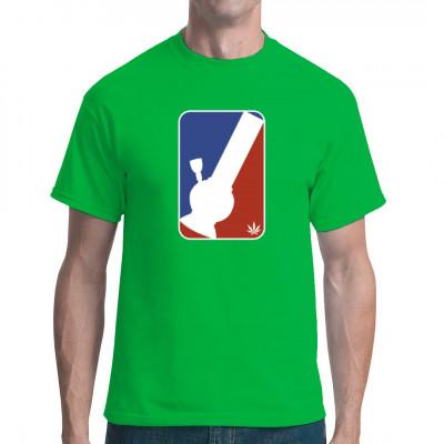 Ihr stopft euch gern ein Pfeifchen und ihr schaut gern amerikanische Major League Baseball - Spiele? Dann gibt es jetzt endlich das passende Shirt für eure beiden Lieblingsbeschäftigungen. Mary Jane statt MLB!