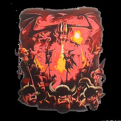 Dragon Inferno Orcs, MOTIVE P - Z, V - Verschiedenes