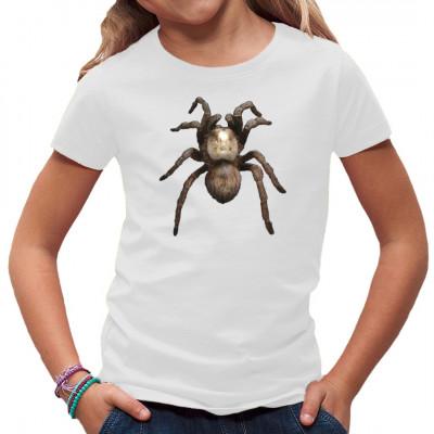 T-Shirt Motiv: Tarantula  Riesiges Tarantula- Motiv. Das perfekte Motiv um andere zu schocken.