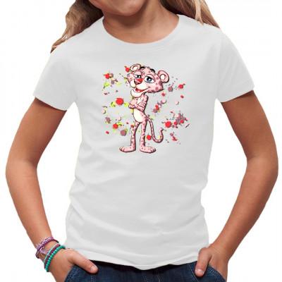 Wer kennt nicht mehr den rosaroten Panther, bekannt aus den Filmen sowie der Zeichentrickserie? Tragen Sie den Held Ihrer Kindheit auf Ihrem Shirt!