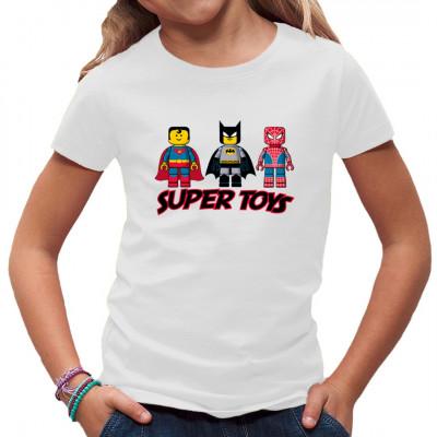 Diese kleinen Spielzeug-Superhelden wollen auf dein Shirt. Egal, ob du jetzt ein Fan von Bauklötzen oder Superhelden bist, mit diesen kleinen Kerlchen liegst du immer voll im Trend. Hol dir jetzt die Comic-Helden als Spielzeugfigur für dein Shirt.