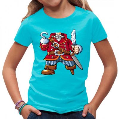 Little Pirat  Cooles Piraten-Motiv. Werde zu einem gefürchtetem Freibäuter. Perfektes Motiv für kleine Piraten.
