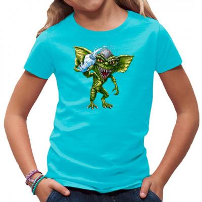 Die kleinen Monster sind wieder zurück! Gremlin-T-Shirt zum Kultfilm aus den 80ern.