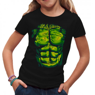 In jedem von uns steckt ein Stück Hulk, der Teil von uns, der einfach nur ausrasten und etwas kaputt hauen will. Wenn dieser Drang bei dir etwas stärker ausgeprägt ist, dann zeig es mit diesem tollen Shirt.   Tolles Motiv für Kinder