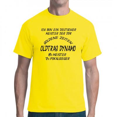 Dynamo Oldtras - Deutscher Meister der DDR, Tiere, Europa - Wildlife, Sonstige, Lustig & Fun, Sport & Vereine