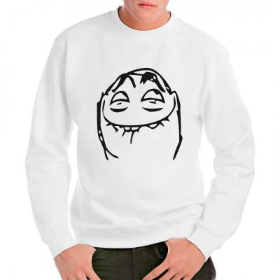 "Der ""Face Meme"" Meme als T-Shirt - Motiv"