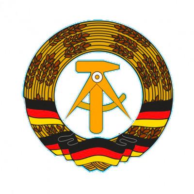 DDR Logo, MOTIVE P - Z, S - Souvenir, Deutschland / DDR, ALLE MOTIVE