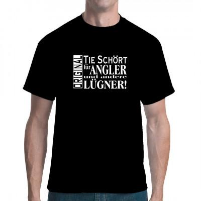Fun Motiv: Angler Lügner, Sonstige, Sprüche, Lustig & Fun, Angeln & Fischen, Fischen & Angeln, Sprüche Fun Witzig