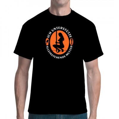 Fun-Shirt: Alleinstehende Mütter, Sale 20%, Sprüche, Männer, X - XXL Motive