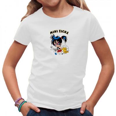 Ist Ihre kleine Tochter auch sehr rebellisch veranlagt? Beglücken Sie sie doch mit diesem witzigen Shirt, verfügbar in vielen Schnitten, Farben und Größen.