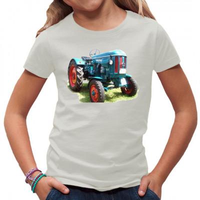 Traktor Hanomag R217 Oldtimer, Sonstige, Fahrzeuge, Trecker / Traktor, Männer & Frauen, Traktoren