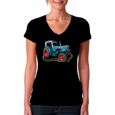 Traktor Hanomag R60 Oldtimer, Sonstige, Fahrzeuge, Trecker / Traktor, Männer & Frauen, Traktoren