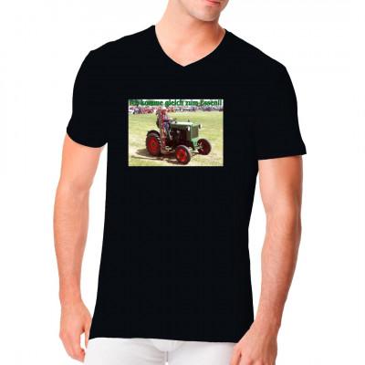 Traktor Deutz Oldtimer, Sonstige, Fahrzeuge, Trecker / Traktor, Männer & Frauen, Traktoren