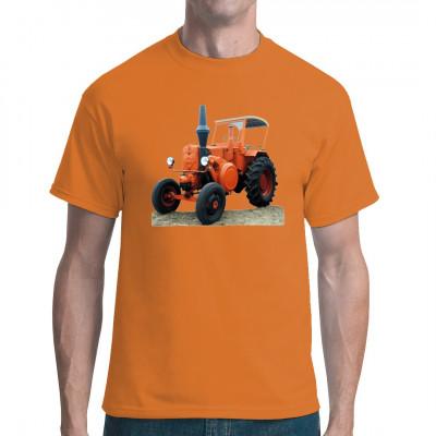 Pampa T01 (orange) Oldtimer, Sonstige, Fahrzeuge, Trecker / Traktor, Männer & Frauen, Traktoren