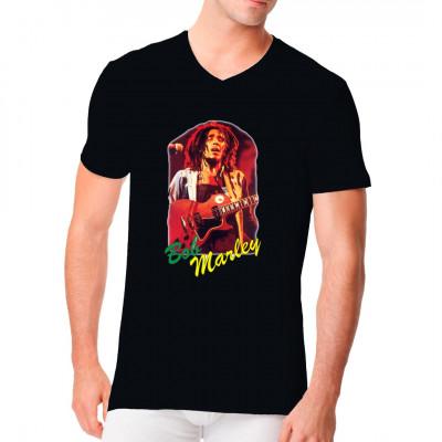 Bob Marley - Reggae Sounds, MOTIVE P - Z, Haustiere, V - Verschiedenes, X - XXL Motive, Musik & Film, Musik & Film