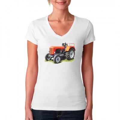 Traktor Steyr Oldtimer, Fahrzeuge, Trecker / Traktor, Männer & Frauen, Traktoren