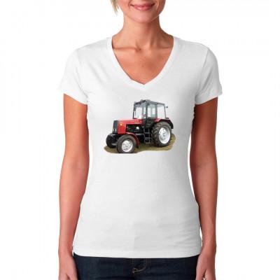 Traktor Belarus 570, Fahrzeuge, Trecker / Traktor, Deutschland / DDR, Männer & Frauen, Traktoren