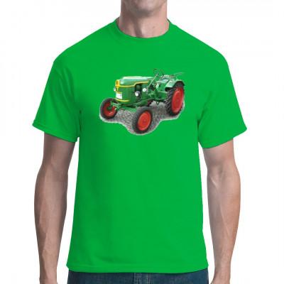 Traktor: Deutz D50 Oldtimer, Trecker / Traktor, Männer & Frauen, Traktoren
