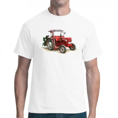 Traktor McCormick Oldtimer, Trecker / Traktor, Männer & Frauen, Traktoren