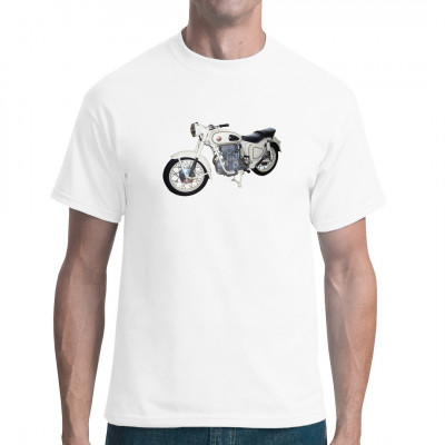 Motiv: AWO 425 Sport Motorad, Fahrzeuge, Bikes / Fahrrad, Deutschland / DDR, Oldtimer, DDR Motive, Ostalgie