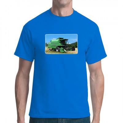 Deutz - Mähdrescher, Fahrzeuge, Trecker / Traktor, X - XXL Motive, Männer & Frauen, Traktoren