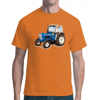 Traktor Ford (Oldtimer), Trecker / Traktor, Männer & Frauen, Traktoren
