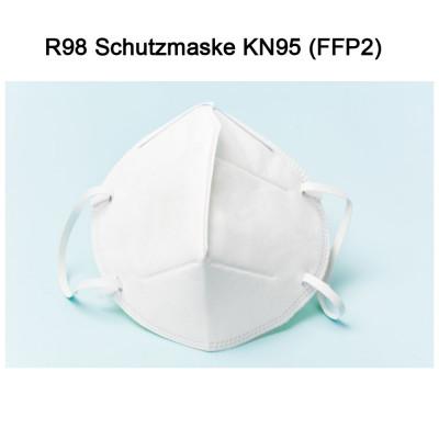 R98 Schutzmaske KN95 (FFP2) - MUND-NASEN-ABDECKUNG