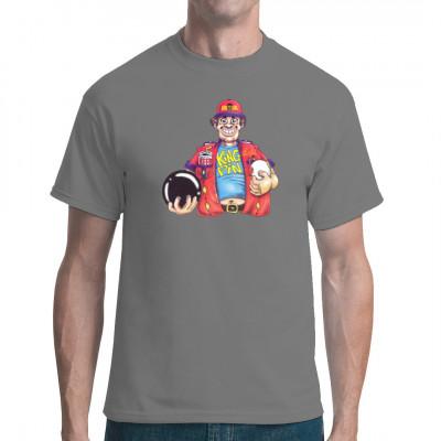Bowling macht dich zum Athleten.  Sport Fun Shirt in vielen Größen und Farben