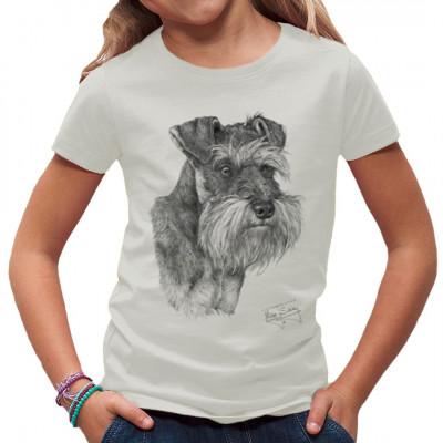 Hundemotiv: Schnauzer, Tiere & Natur, Hunde, Hunde
