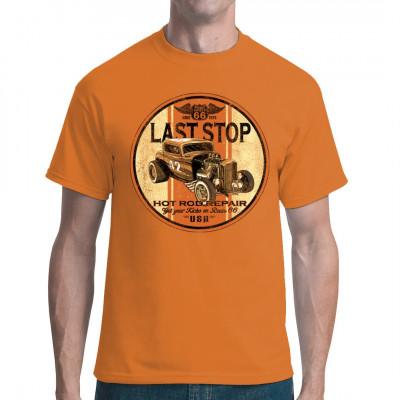 Last Stop Hot Rod Repair, Fahrzeuge, Autos, Oldtimer, Hot Rods, Hot Rods