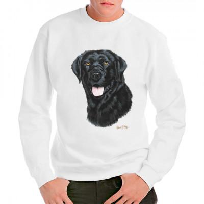 Hunde T-Shirt: Labrador Retriever, Tiere & Natur, Hunde, Hunde