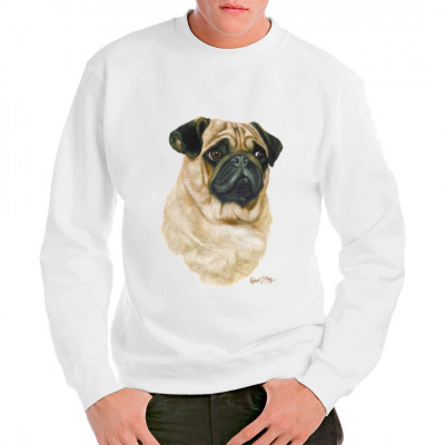 Pug Mops Hund, Tiere & Natur, Hunde, Hunde